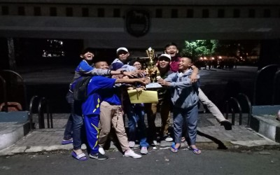 SMK Auto Matsuda Raih Juara Bina 2 LKBB Se-Kabupaten Kuningan