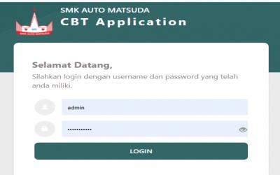 Ujian Sekolah (US) SMK Auto Matsuda Patuhi Prokes Kesehatan