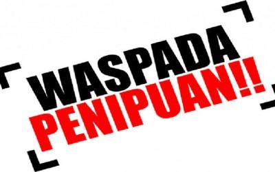 WASPADA!! Penipuan Dana Covid Mengatasnamakan Sekolah