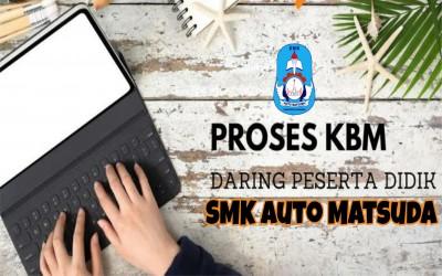 Pemberitahuan Awal Masuk Sekolah SMK Auto Matsuda.