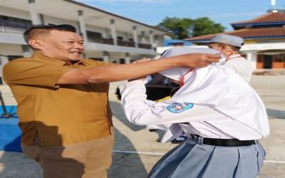 Pelantikan Kesenioran Paskibra SMK Auto Matsuda