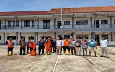 SMK Auto Matsuda lakukan Disinfektan Cegah Penyebaran Covid-19