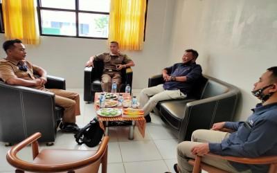 Disnakertrans Visitasi BKK SMK Auto Matsuda